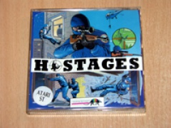 Hostages by Infogrammes