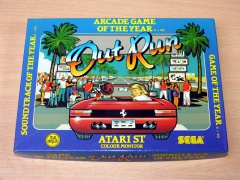 Out Run by Sega / US Gold