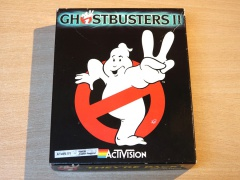 Ghostbusters II by Activision