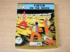 Tintin on the Moon by Infogrammes