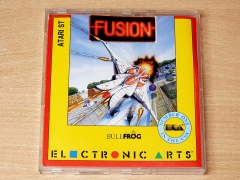 Fusion by Bullfrog / Electronic arts