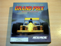 Formula 1 Grand Prix by Microprose