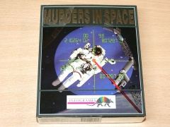 Murders In Space by Infogrames + Space Food