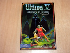 Ultima V : Warriors Of Destiny by Origin Systems INC