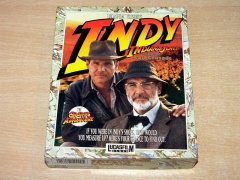 Indiana Jones & The Last Crusade by Lucasfilm Games.