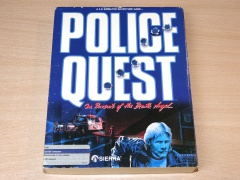 Police Quest by Sierra