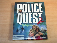 Police Quest 2 by Sierra