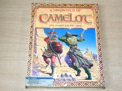 Conquests Of Camelot : The Search For The Grail by Sierra