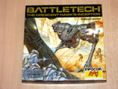Battletech : The Crescent Hawk's Inception by Infocom