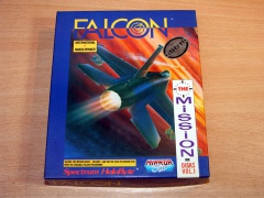 Falcon - The Missions by Mirrorsoft