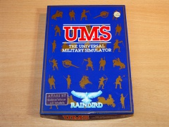 UMS - The Universal Military Simulator by Rainbird
