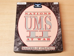 UMS II : Nations At War by Rainbird