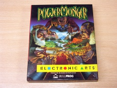 Powermonger by Electronic Arts/Bullfrog