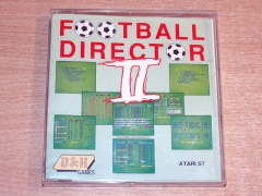 Football Director II by D&H Games