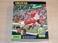 Advanced Rugby Simulator by Codemasters