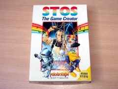 STOS : Game Creator by Mandarin Software