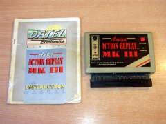 Amiga Action Replay Mk3 by Datel