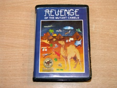 Revenge of the Mutant Camels by Llamasoft
