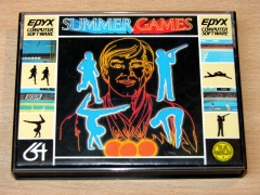 Summer Games by Epyx
