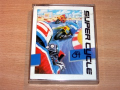 Super Cycle by Epyx