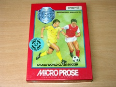 Microprose Soccer by Microprose
