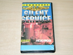 Silent Service by Microprose - Spanish