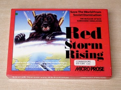 Red Storm Rising by Microprose