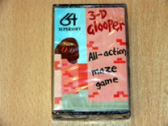 3D Glooper by Supersoft - MINT SEALED