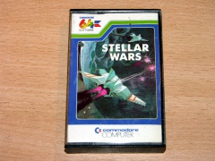 Stellar Wars by Commodore