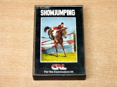 Showjumping by CRL