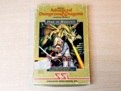 AD&D Pool of Radiance by SSI