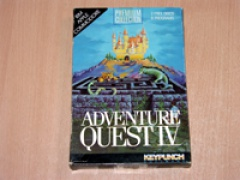 Adventure Quest IV by Keypunch