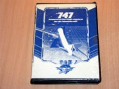 747 Advanced Flight Simulator by Doc Soft