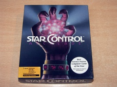 Star Control by Accolade