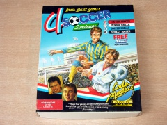 4 Soccer Simulators by Codemasters