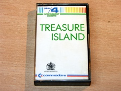 Treasure Island by Commodore