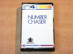 Number Chaser by Commodore