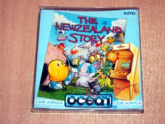 New Zealand Story by Ocean