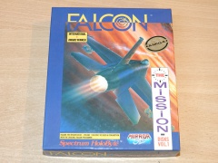 Falcon - Mission Disk 1 by Spectrum Holobyte