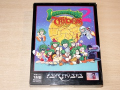 Lemmings 2 : The Tribes by Psygnosis/DMA Design