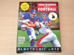 John Madden American Football by EA