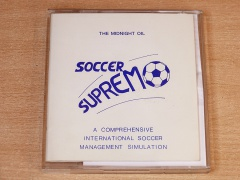 Soccer Supremo by Midnight Oil