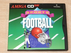 Sports Football by Commodore