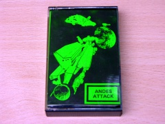 Andes Attack by Llamasoft