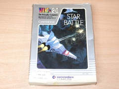 Star Battle by Commodore