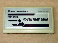 Adventure Land by Commodore