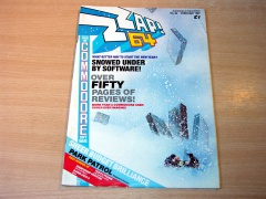 Zzap 64 - Issue 22