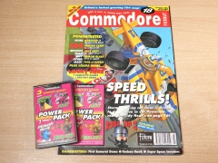 Commodore Format - Issue 18 + Cover Tape