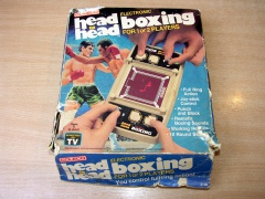 Head to Head Boxing by Coleco - Boxed
