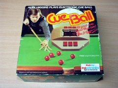 Alex Higgins Electronic Cue Ball by Parker / Palitoy - Boxed
